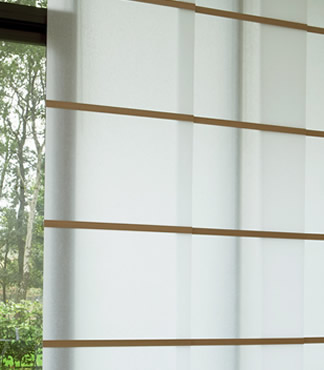 wood washi paneelgordijn zonwering specialist amsterdam luxaflex sunway washi amsterdam. Black Bedroom Furniture Sets. Home Design Ideas